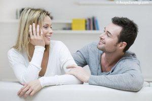 یک مرد از همسرش چه می خواهد